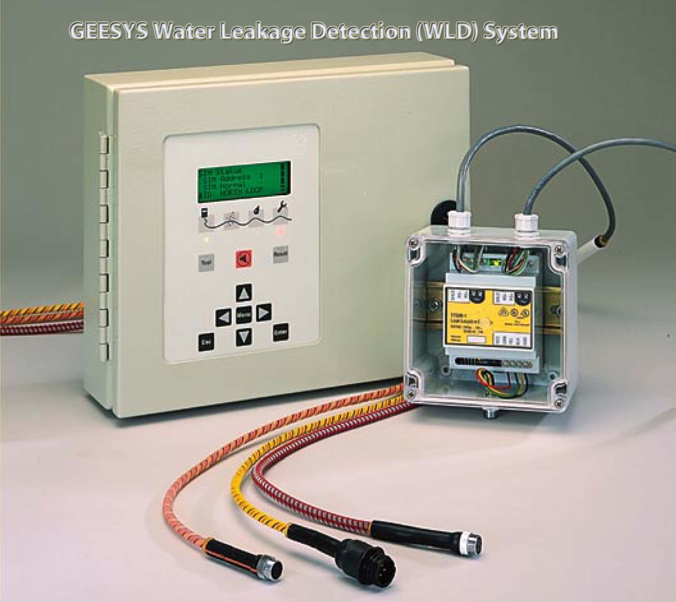 WATER LEAKAGE DETECTION